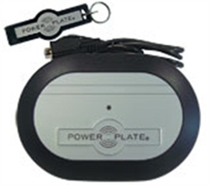 POWER PLATE PRO TRAC SYSTEM