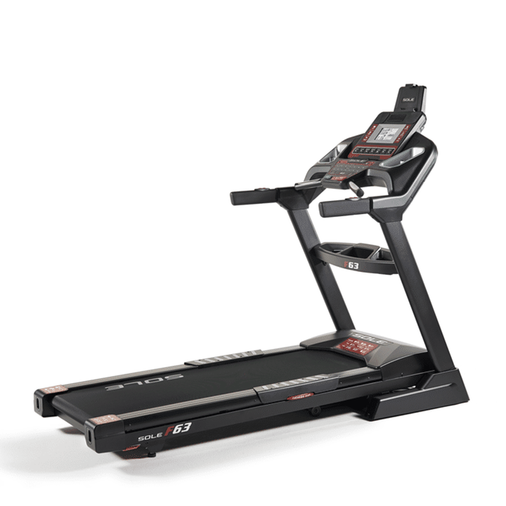 Sole F63 Folding Treadmill