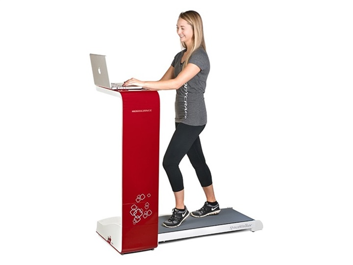 Spacewalker Treadmill